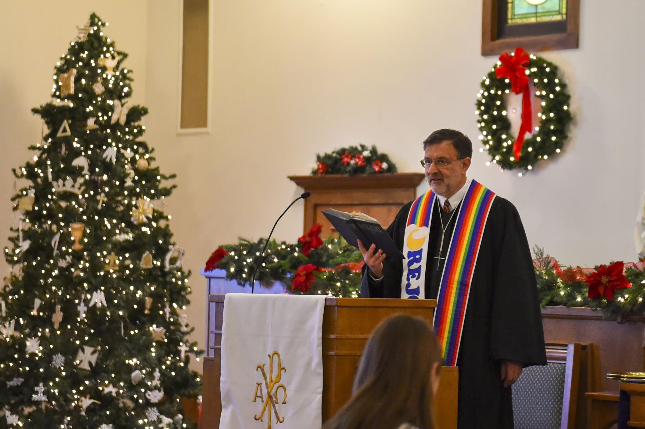 Reverend Russel Urban - Pastor